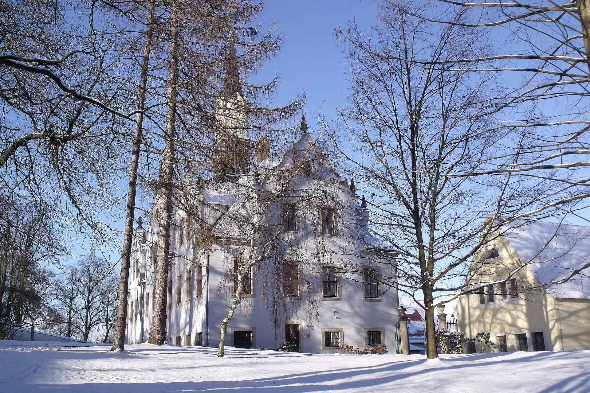 Weihnachten auf Schloss Burgk / Große Kreisstadt Freital